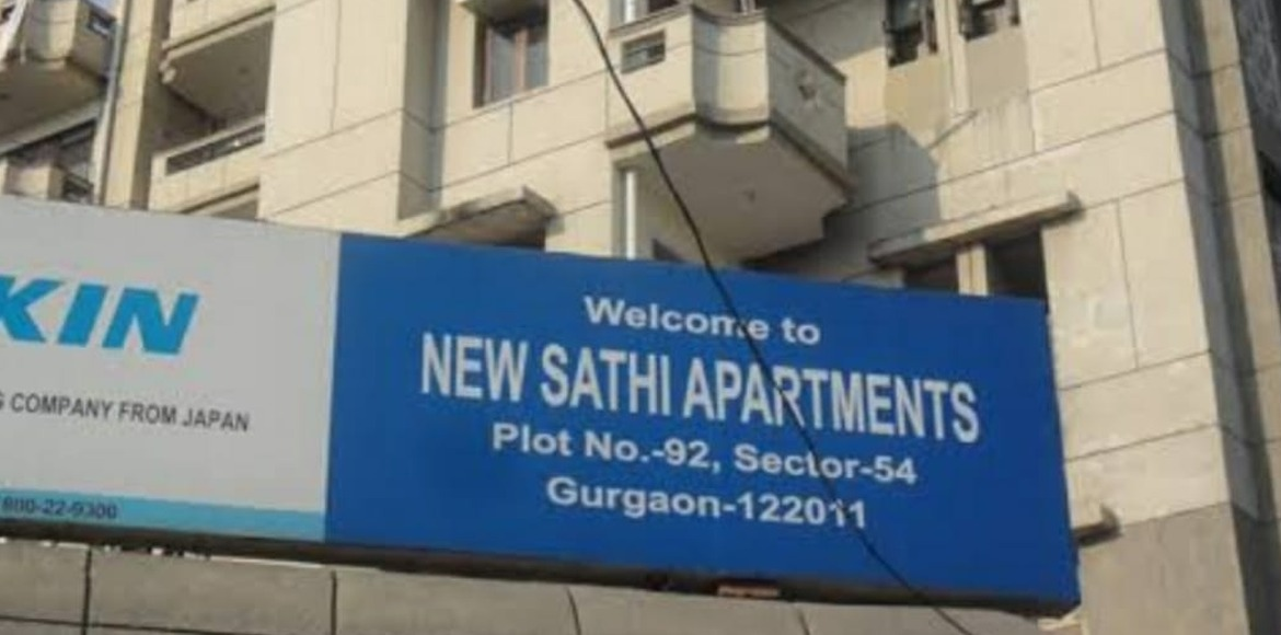 New Sathi Apartments  Gurgaon