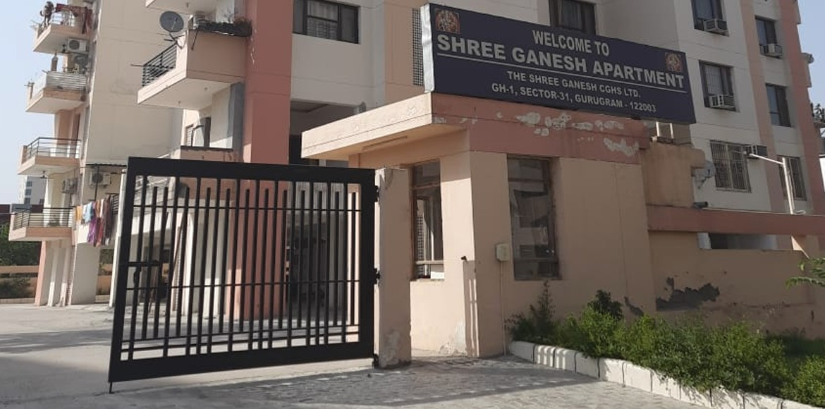 Shri Ganesh Apartment  Gurugram