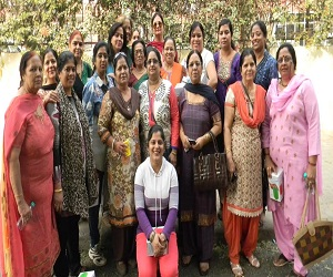 Association of Neighbourhood Ladies Get-together