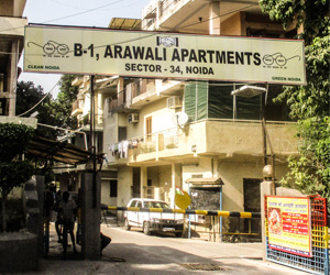 B-1, Arawali Apartments