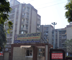 Ganpati Apartments, Dwarka