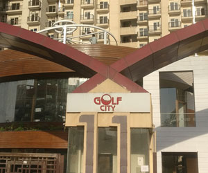 Golf City Plot no - 11