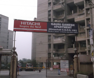 Himachali CGHS LTD. (Gauri Ganesh Apartments)