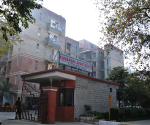 Kamakshi Apartments (CGHS)