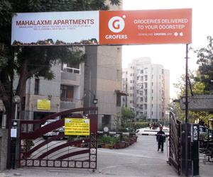 Mahalaxmi Apartments
