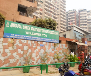 Amrapali Green Apartment