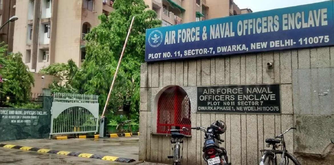 Air Force and Naval Officers CGHS Ltd.